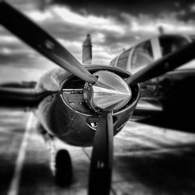 Vliegtuig