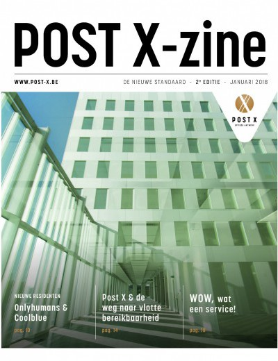Post X-zine editie 2