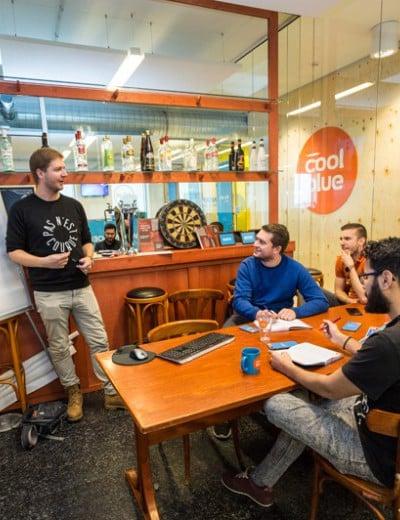 Coolblue opent nieuw hoofdkantoor in Post X Berchem
